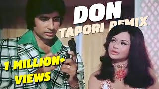 DON 1978 (TAPORI MIX) VIDEO PROMO - DJ AVI REMIX