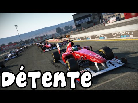 Project Cars - En mode F1 | Vidéo-Détente | Gameplay PC Ultra 60FPS
