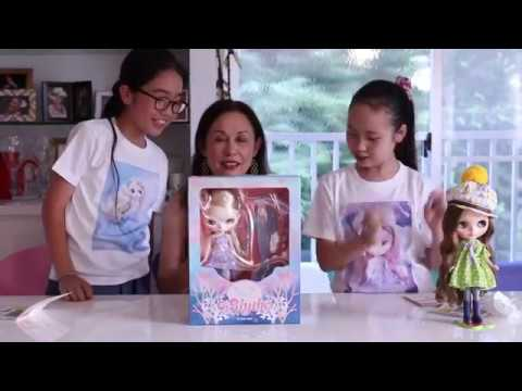 Unboxing Blythe:  Neo Blythe Mermaid Tasha and Seeking Apelles! | ????????????????????????????