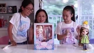 Unboxing Blythe:  Neo Blythe Mermaid Tasha and Seeking Apelles!   ネオブライス「シーキングアペレス」と「マーメイドタシャ」