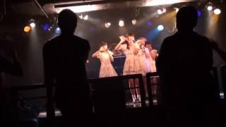2017/5/14 @渋谷DESEO Youthの衣装をきてパフォーマンスする星空のBaboo...