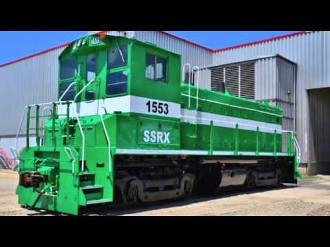 S&S Sales and Leasing Locomotive Renevation Projects Medium