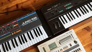 How to make a killer Italo Disco track (featuring DX7 and Juno-106)