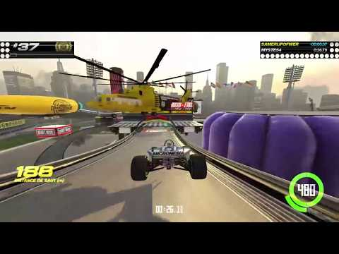 #WR(PS4) #STM #37 (Stadium) Trackmania Turbo [26,737 sec]