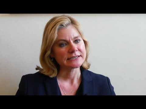 Ministers Reflect: Justine Greening