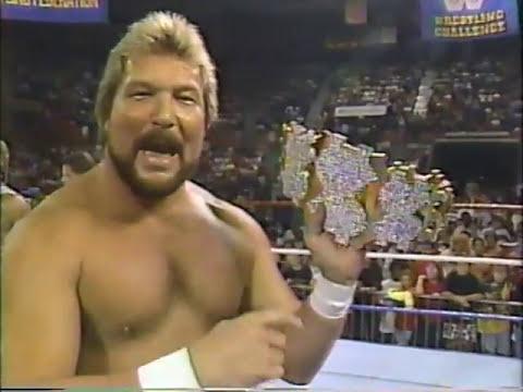 WWF Survivor Series Showdown 1989