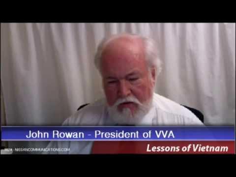 Lessons of Vietnam - 111213 - Agent Orange, w/ John Rowan, VVA President