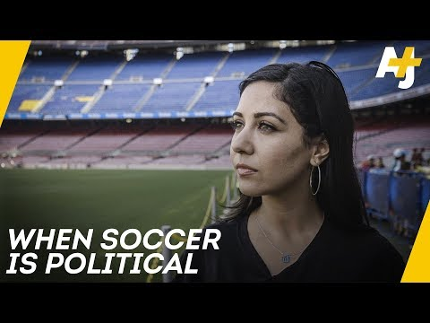 Barca vs. Real Madrid: How Soccer Is Politics In Spain | Direct From With Dena Takruri - AJ+