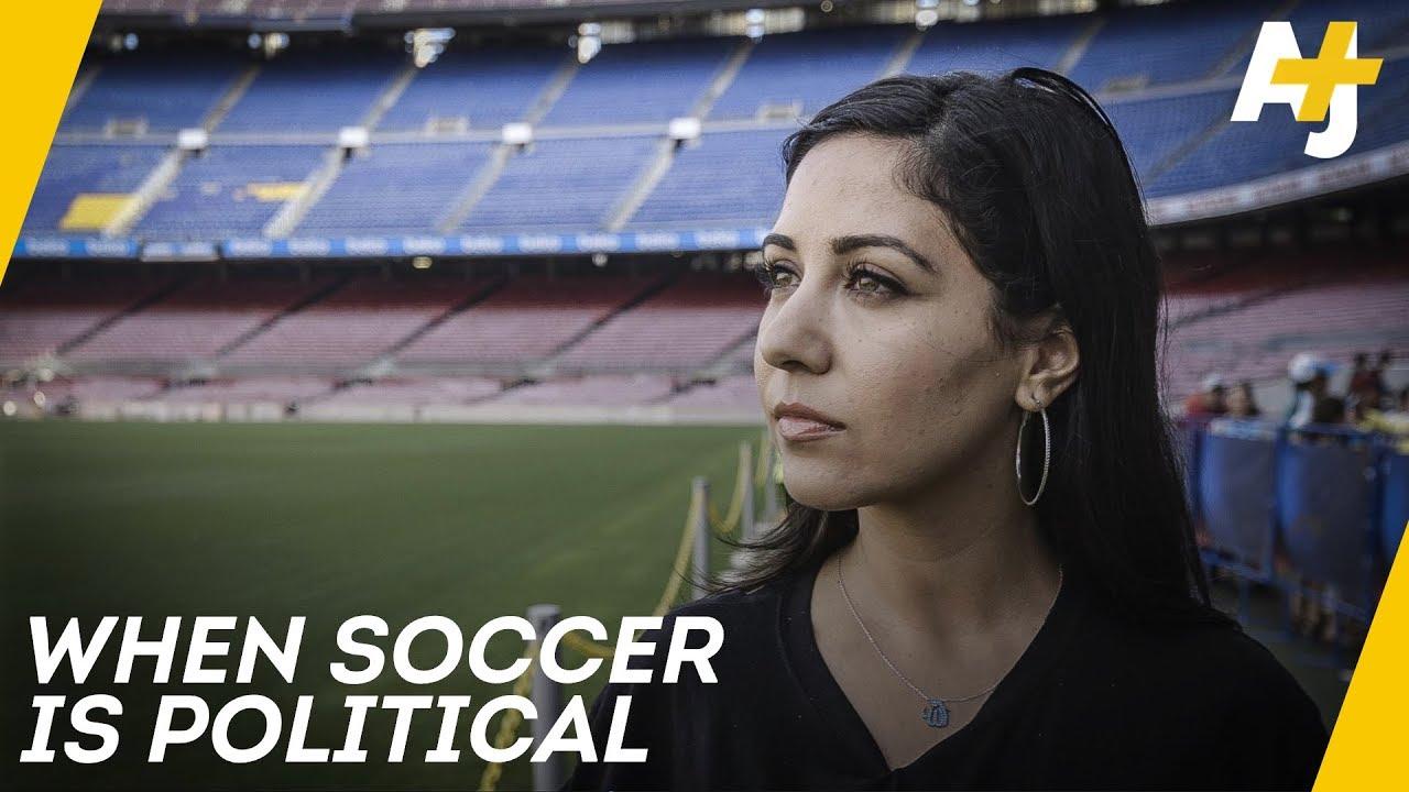 barca vs real madrid how soccer is politics in spain direct from with dena takruri aj