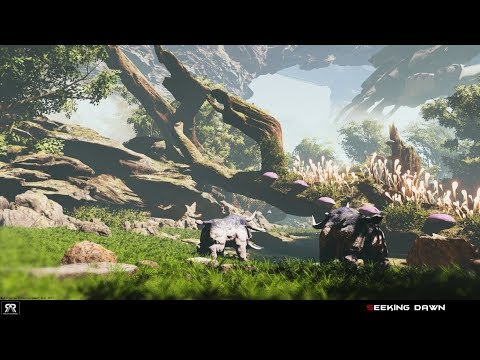 Seeking Dawn  JOGO DE SOBREVIVENCIA Alpha Teaser Trailer  | HTC Vive, Oculus & PSVR