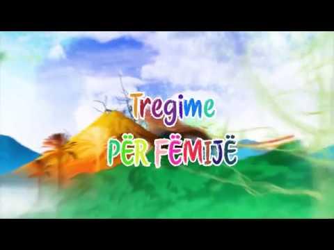 Tregime Per Femije 12 Hajduti Margarita Xhepa Youtube