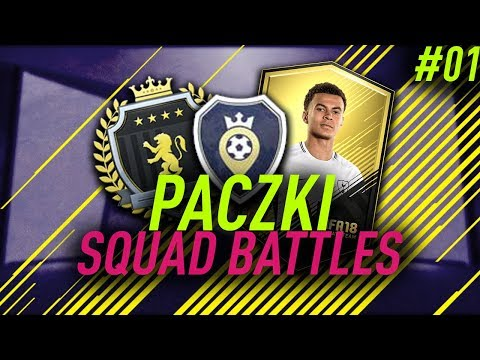 PACK OPENING! NAGRODY ZA SQUAD BATTLES [#01]