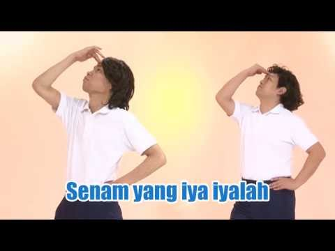 Senam yang iya iyalah - Indonesia Ver (No surprise exercise Indonesia) Travel Video