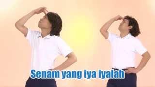 Senam yang iya iyalah - Indonesia Ver (No surprise exercise Indonesia)