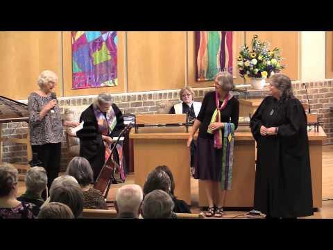 Mary Frances Comer - Ordination 9/14/14