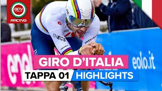 Giro d'Italia Tappa 1 Highlights