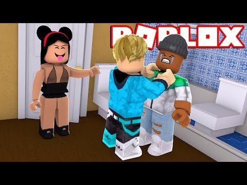 *NEW* ROBLOX BULLY STORY - First Day of High School