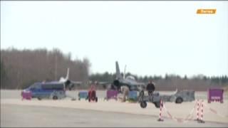 НАТО поднимет над Литвой самолеты разведчики