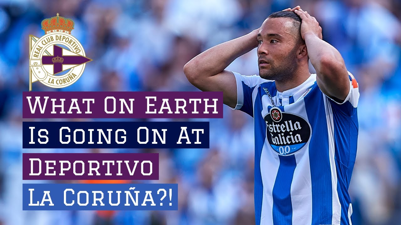 Download What On Earth Is Going On At Deportivo La Coruña?
