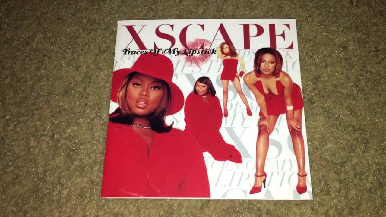 Unboxing Xscape - Traces of My Lipstick - YouTube