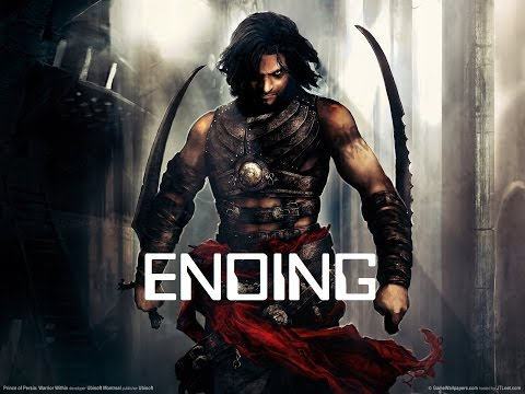Prince of Persia Warrior Within Good Ending-Final Boss Fight