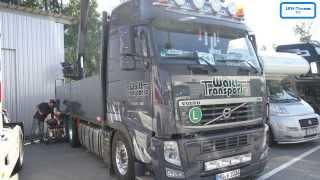 Trucker - Treffen Passau 2013 - LKW-Thorsten