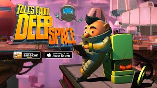 Tales From Deep Space Android [Official Trailer] (HD)