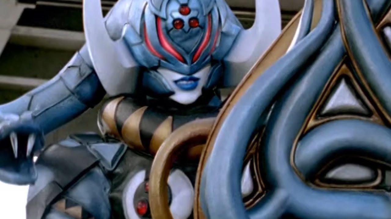 Download Serpentina - Power Rangers (S14E26)   Vore in Media