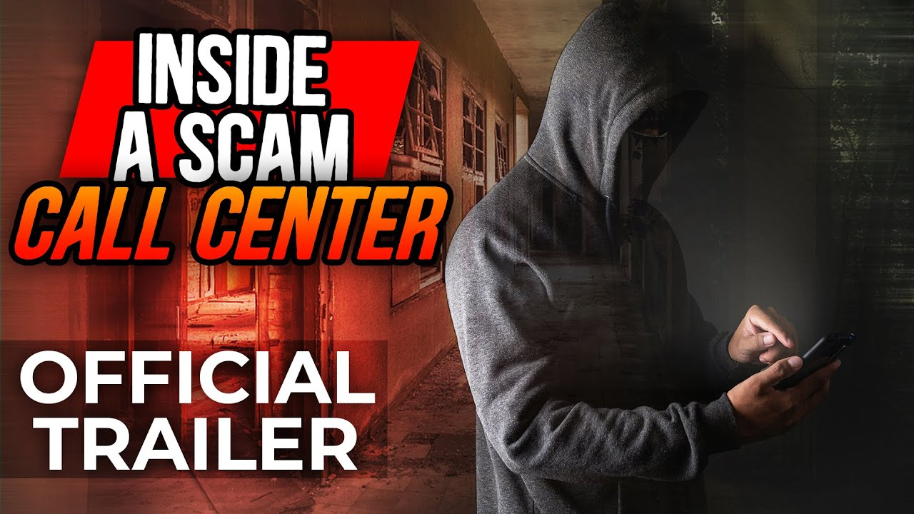 Scamming a Scam Center | Official Trailer #shorts
