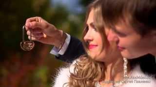 Начало свадьбы  Антон и Ольга Советские, свадьба, видео, Курган