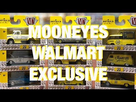 M2machines MOONEYES Walmart Exclusive