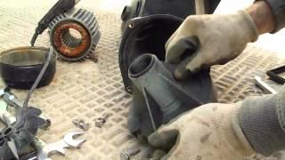 Despiece bomba agua centrifuga autoaspirante