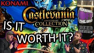 Konami's Castlevania Collection (Switch) - Is It Worth It? | Gaming Off The Grid