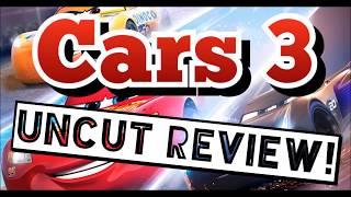 Cars 3 - Uncut Movie Review (SPOILERS)