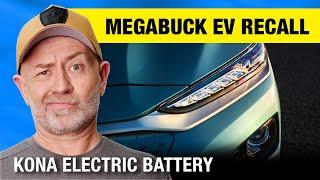 Hyundai begins world's most expensive electric vehicle recall (US$900M)   Auto Expert John Cadogan