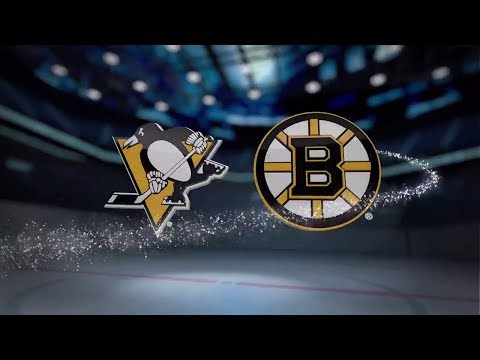Pittsburgh Penguins vs Boston Bruins - November 24, 2017 | Game Highlights | NHL 2017/18.Обзор матча
