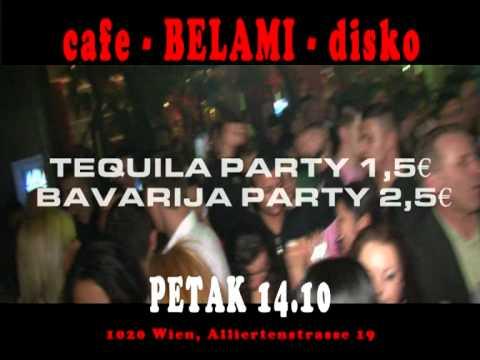 karaoke & bavaria/tequila party@ belami wien