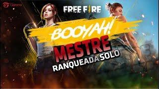 🔴 FREE FIRE AO VIVO! RANQUEADA SOLO UPANDO 2ª CONTA! DIAMANTE 3