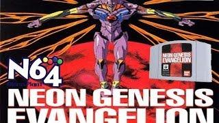 Neon Genesis Evangelion - The N64 Japanese Eye
