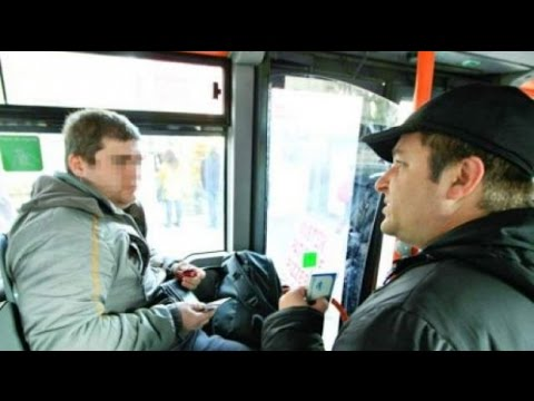 Cetateni Batuti, Intimidati sau amenintati de Controlori RATB - Colaj - 2015