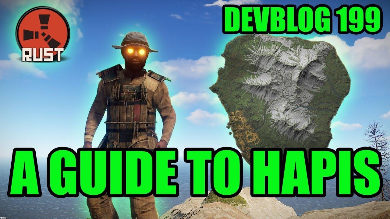 A Guide To Hapis Island Devblog 199 - Rust Hapis Update