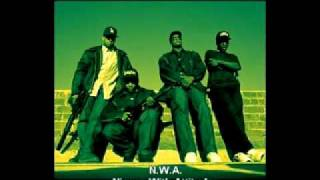 N.W.A. - One Less Bitch