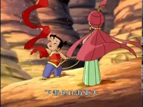 哪吒传奇Legend of Nezha young hero Little Nezha(Chinese movie)