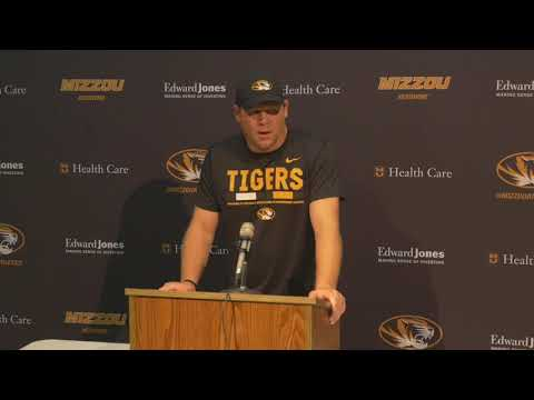 POSTGAME PRESS CONF:  Odom on Loss at UGA