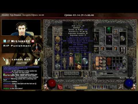 Diablo 2  How to build your own Sorceress from Scratch!  MF Wrap up