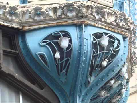 Art Nouveau in Nancy