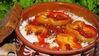 Буюрди - греческая закуска