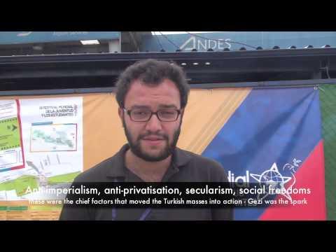 Red Youth Interview Turkish Communist
