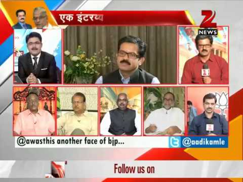 Zee News Exclusive: No questions on Modi, says Murli Manohar