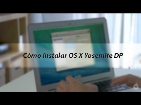 Cómo instalar la beta de OS X Yosemite de forma segura